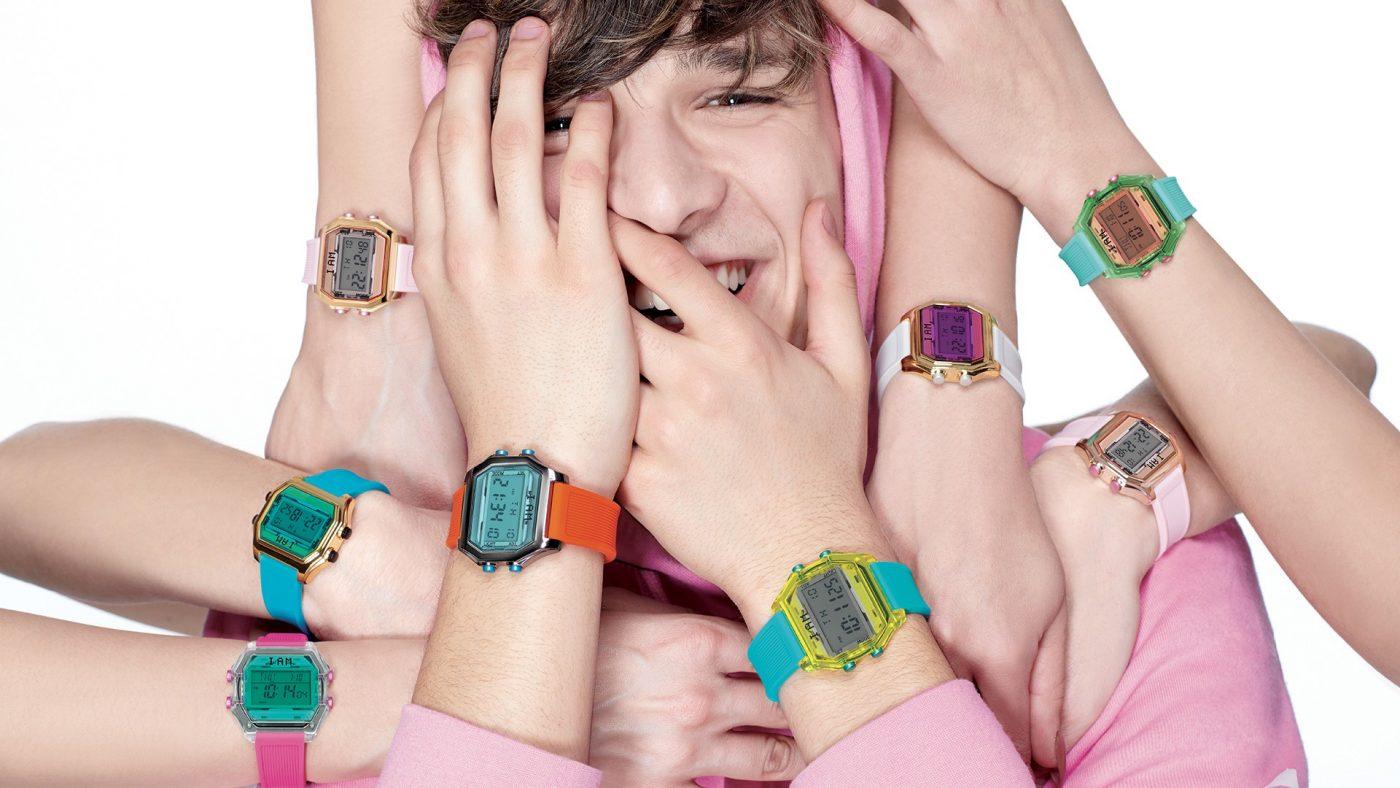 I AM orologio componibile