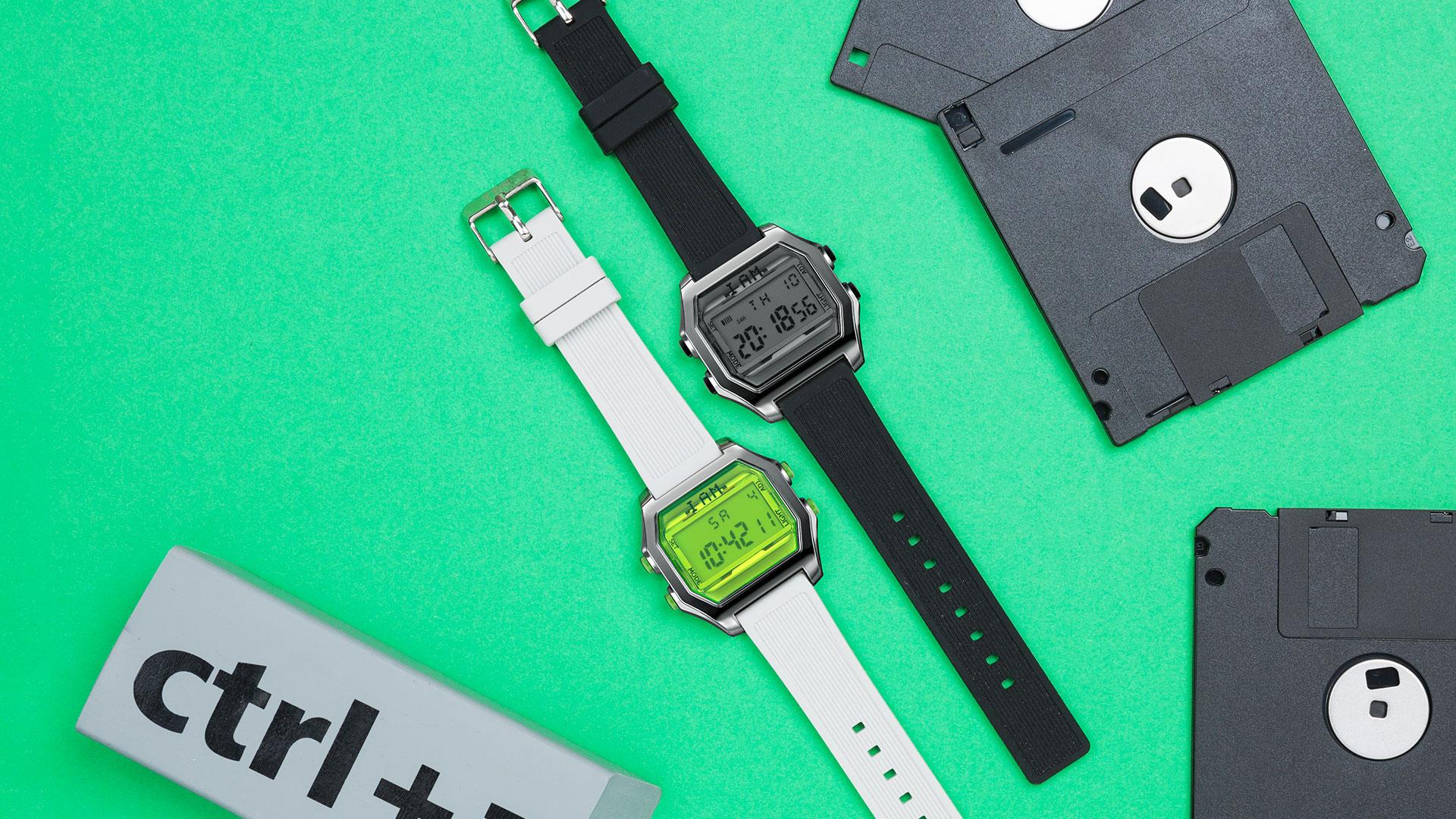 orologio personalizzabile I AM